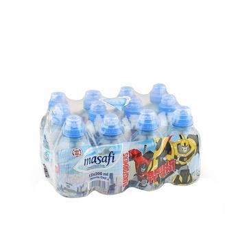 Masafi Water - Sports Cap Transformer - 12 x 200ml