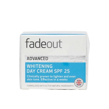 Fade Out Whitening SPF 25 Day Cream 50 ml