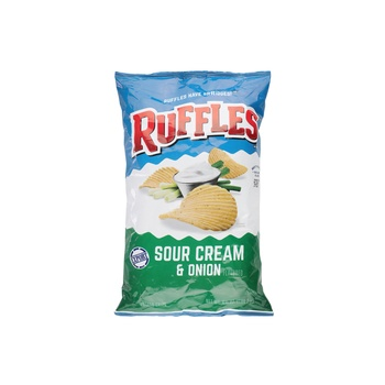 Ruffles Sour Cream & Onion 182g