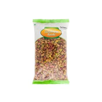 Goodness Foods Pista Peeled (Plain) 500g