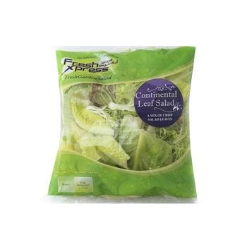 Continental Leaf Salad 100g