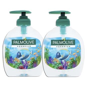 Palmolive Aquarium Liquid Handwash 300ml Pack of 2