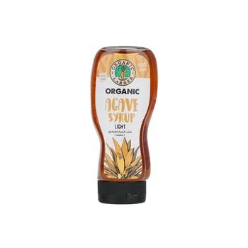 Organic Larder Organic Agave Syrup Nat Swtner 690G 500Ml
