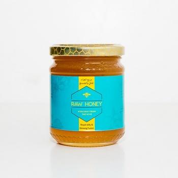 Raw Honey Jelly & Ginseng Fusion 250g