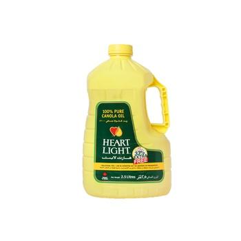 Heartlight Canola Oil 1.89ltr +33% Extra