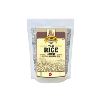 London Superfoods Jasmine Rice Gluten Free 750g