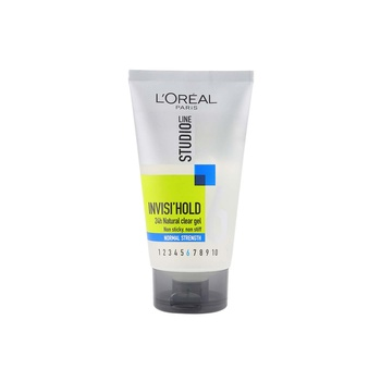 Loreal 24 Hours Natural Clear Gel Invisihold 150ml