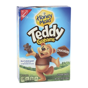 Nabisco Teddy Grahams Chocolate 10oz
