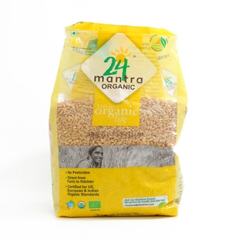 24 Mantra Organic Premium Wheat 1kg