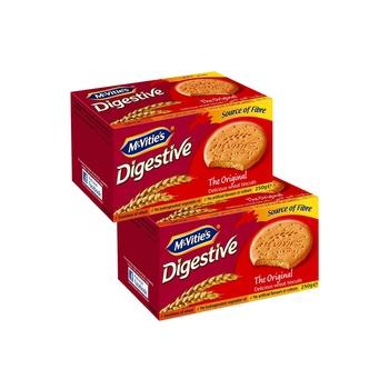 Mcvities Digestive Original 2x250g