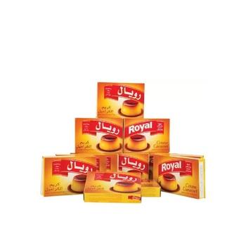 Royal Cream Caramel Original 77g