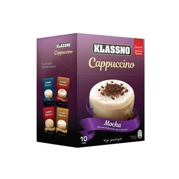 Klassno Cappuccino-Mocha 20g