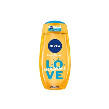 Nivea Shower Sunshine Love 250ml