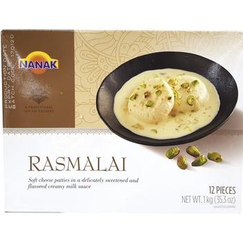 Nanak Rasmalai Chilled 1 kg