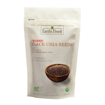 Earth`s Finest Organic Chia Seeds 300g
