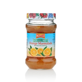 Natco Diabetic Jam Orange Marmalade 390g