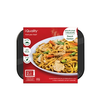 iQuality Pancit Canton 400g