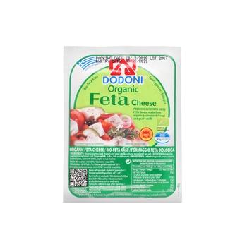 Dodoni Feta Cheese Organic 200 g