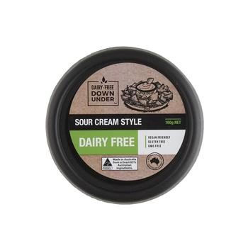Dfdu Dairy Free Sour Cream Style Dip 160g