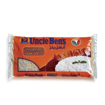 Uncle Bens Rice 1kg