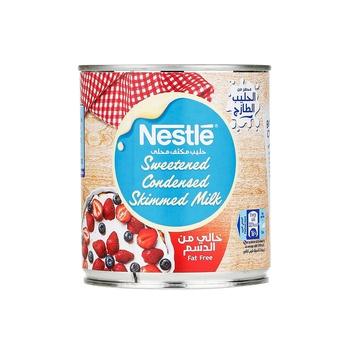 Nestle Sweetened Condensed Milk Fat Free 450g