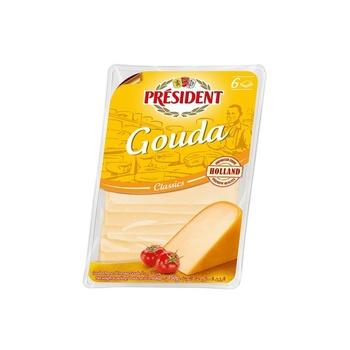 President Gouda Slice 150g