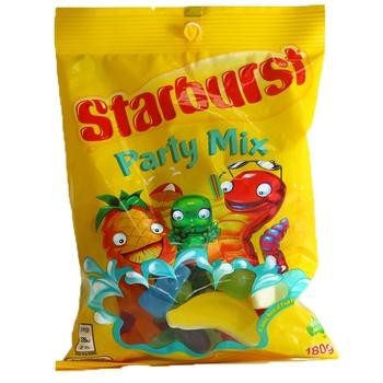 Starburst Jelly Party Mix 180g