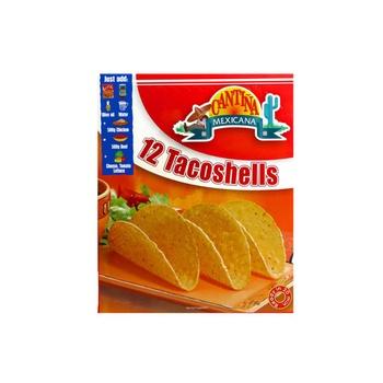 Cantina Tacos Shells 12 X 1 150g
