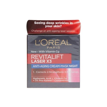 Loreal Dermo Expertise Revitalift Laser Night 50 ml