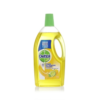 Dettol Disinfectant Multi Action Lemon 4 In 1 900ml