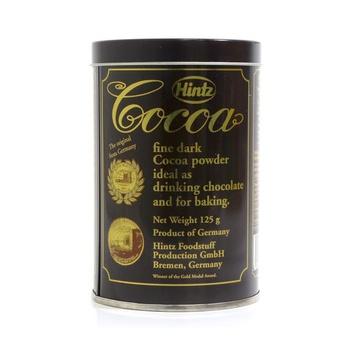 Hintz Cocoa Powder (Tin) 125g