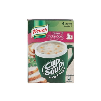 Knorr Cup a soup Cream Of Chicken 72g