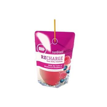 Sunblast Rehydrate Blue Berry & Raspberry 10 x 200 ml