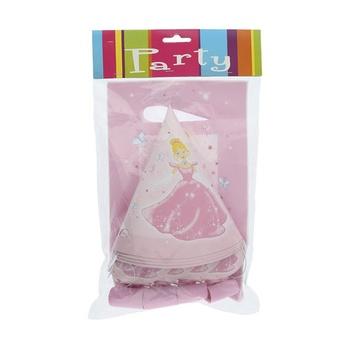 Princess Party Pack- 4pcs pack