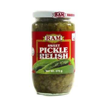 Ram Sweet Pickle Relish 270g