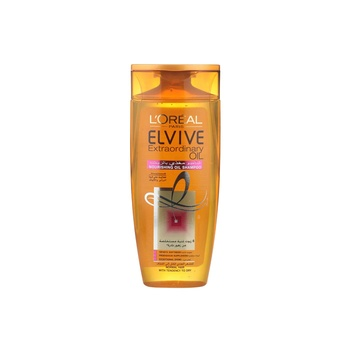 Loreal Elvive Oil Shampoo Normal To Dry Hair 200 ml