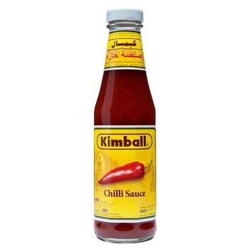 Kimball Chilli Sauce 340g
