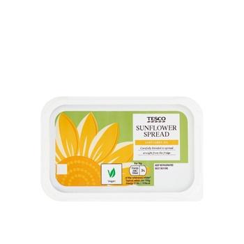 Tesco Sunflower Spread 500g