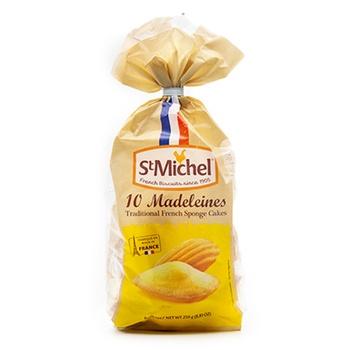 St. Michel 10 Madeleins Wrap 250g
