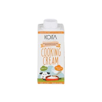 Koita Non Hormone Cooking Cream 200 ml