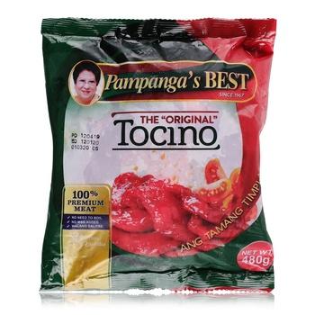 Pampangas Best Tocino 480g