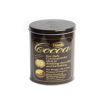 Hintz Cocoa Powder Tin 454g