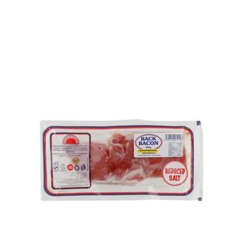Farmers Choice Unsmoked Back Bacon 200g