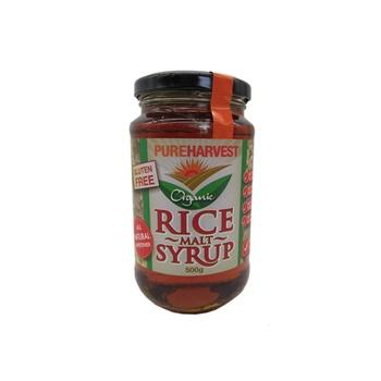 Pureharvest Organic Rice Malt Syrup 500g
