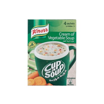 Knorr Cream Of Vegetable Soup 72g