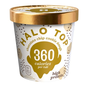 Halo Top Chocolate Chip Cookie 473g