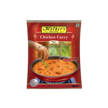 Mothers Recipe Ready To Cook Chicken Curry Mix 80g