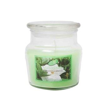Samar Jar Candle with Lid