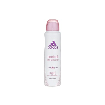 Adidas Control Ultra Protection Cool & Care 48h AntiPerspirant Spray 150ml