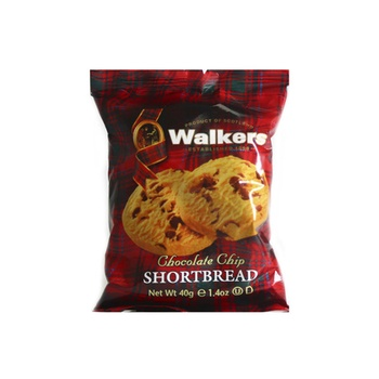 Walkers Shortbread Chocolate Chips 40g